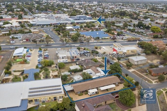 Picture of 1-4/37 Premier Street, ECHUCA VIC 3564