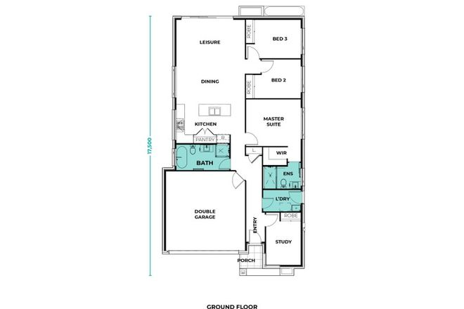Picture of Lot 8116 Booker Drive, CATHERINE FIELD NSW 2557