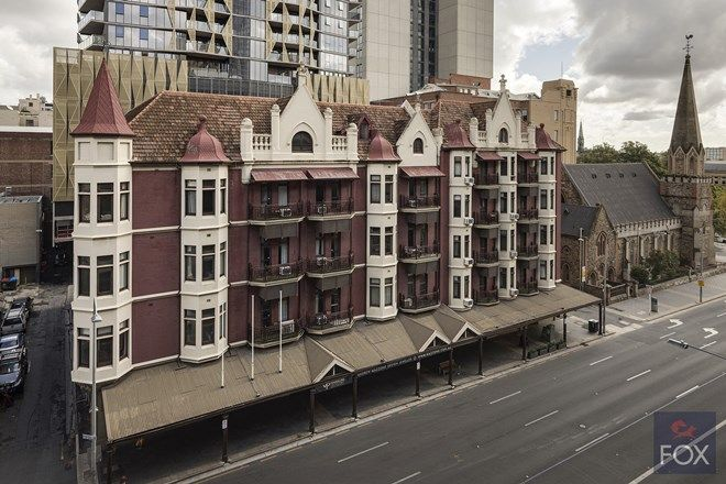 Picture of 50/21 Pulteney Street, ADELAIDE SA 5000