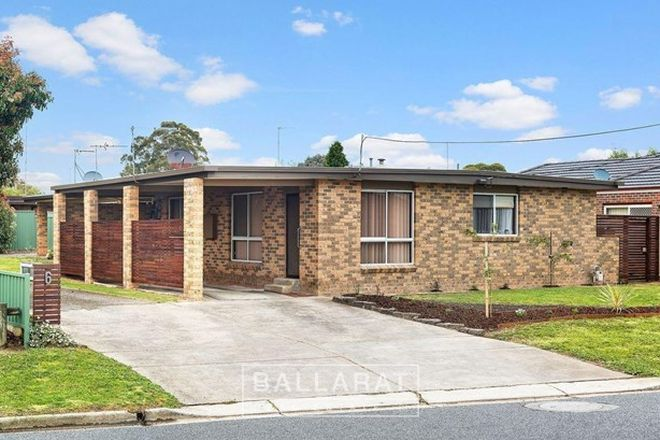 Picture of 1/6 Rowan  Parade, WENDOUREE VIC 3355