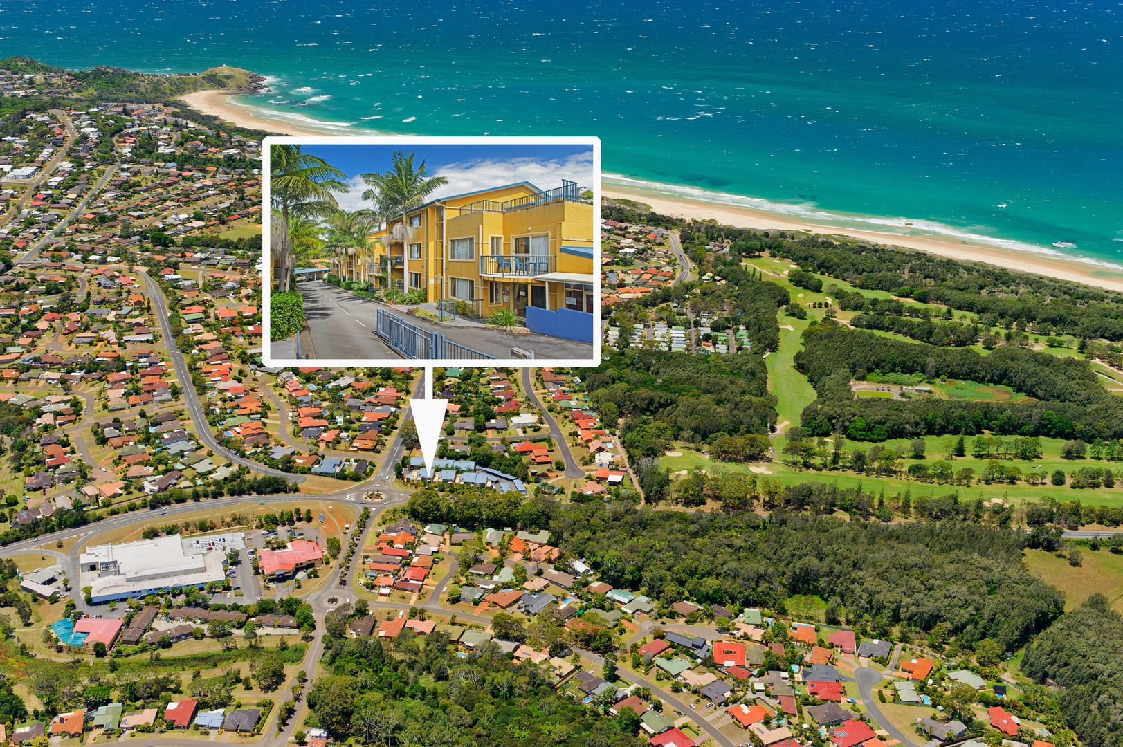 13/216 Matthew Flinders  Drive, Port Macquarie NSW 2444, Image 0