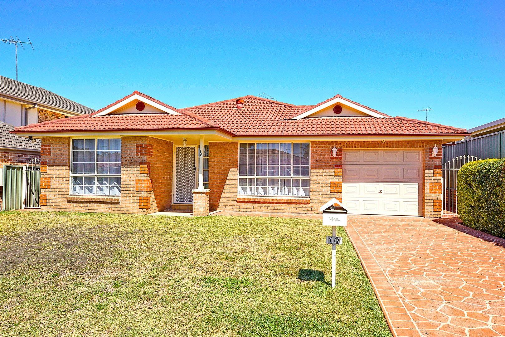 16 Waringa Crescent, Glenmore Park NSW 2745, Image 0