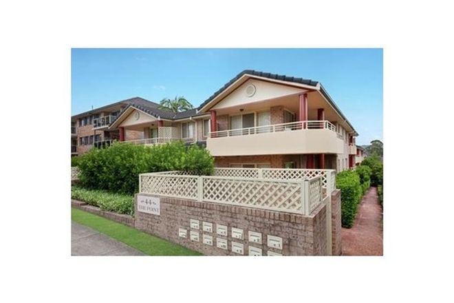 Picture of 9/44 Frederick Street, POINT FREDERICK NSW 2250