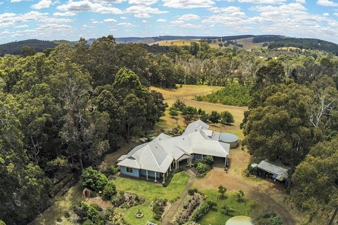 Picture of 71 Barrabup Rd, NANNUP WA 6275
