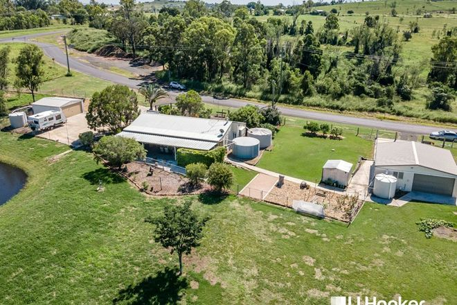 Picture of 30 Woolshed Creek Rd, SUMMERHOLM QLD 4341