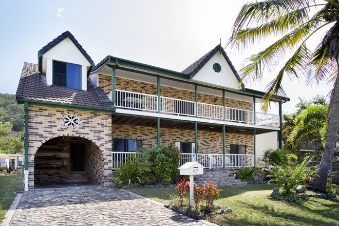 Picture of 97 Gloucester Avenue, HIDEAWAY BAY QLD 4800