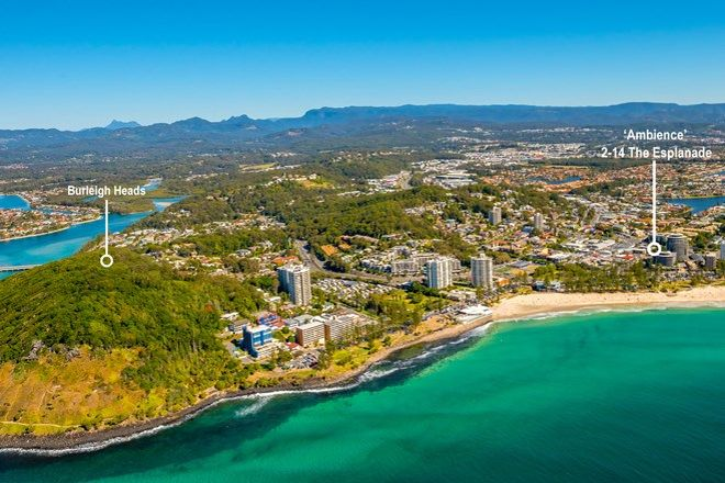 Picture of 2036/2-14 The Esplanade, BURLEIGH HEADS QLD 4220