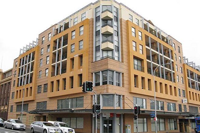 Picture of 605/6 Watt Street, NEWCASTLE NSW 2300