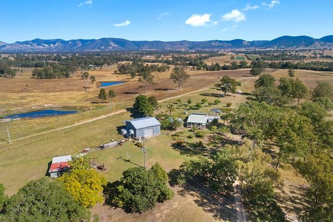 Picture of 408 ABEL ROAD, LOWER WONGA QLD 4570