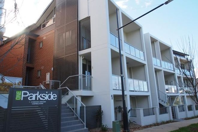 Picture of 2/1-5 Parkside Crescent, CAMPBELLTOWN NSW 2560