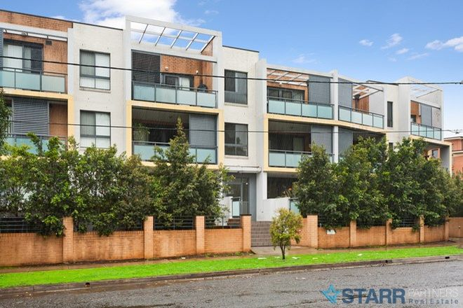Picture of 22/14-18 Reid Avenue, WESTMEAD NSW 2145