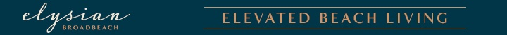 Branding for Elysian Broadbeach