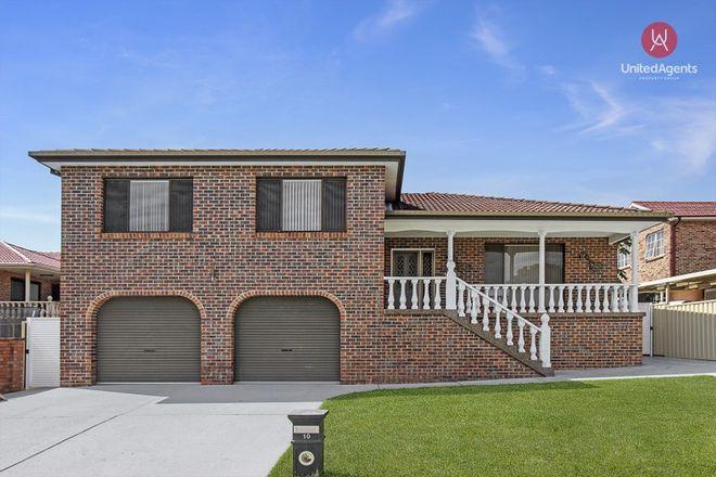 Picture of 10 Duardo Street, EDENSOR PARK NSW 2176