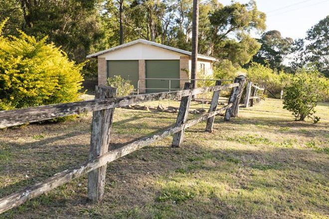 Picture of 101 Hewitt Road, BOOERIE CREEK NSW 2480