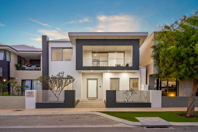 Picture of 43 Wanstead Street, NORTH COOGEE WA 6163