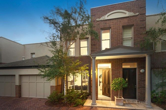 Picture of 5/24 Mercer Road, ARMADALE VIC 3143