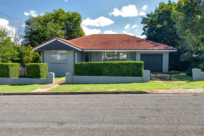 Picture of 13 Kennedy Street, NORTH TOOWOOMBA QLD 4350