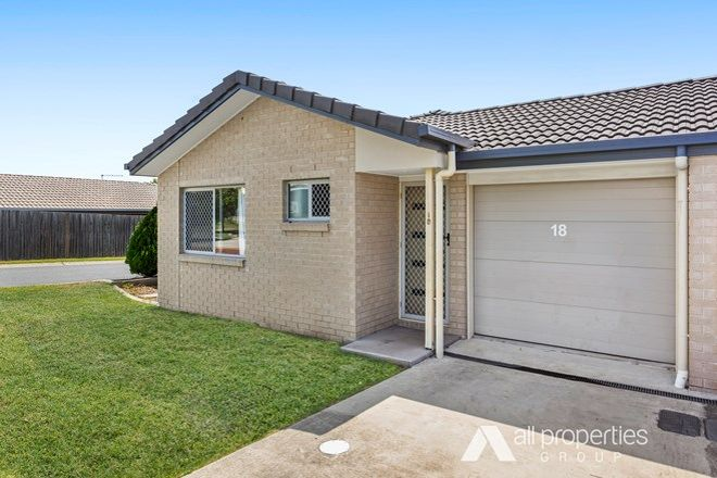 Picture of 18/3-7 Ming Street, MARSDEN QLD 4132