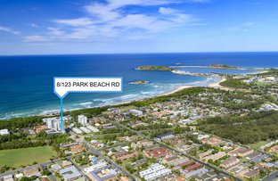 Picture of 8/123 Park Beach Road, Coffs Harbour NSW 2450