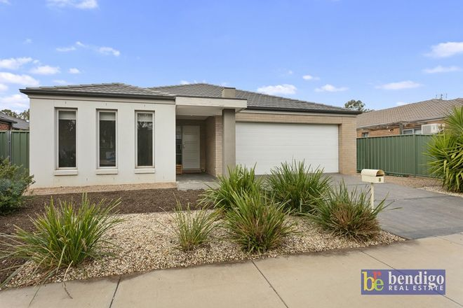 Picture of 8 Caulfield Drive, ASCOT VIC 3551