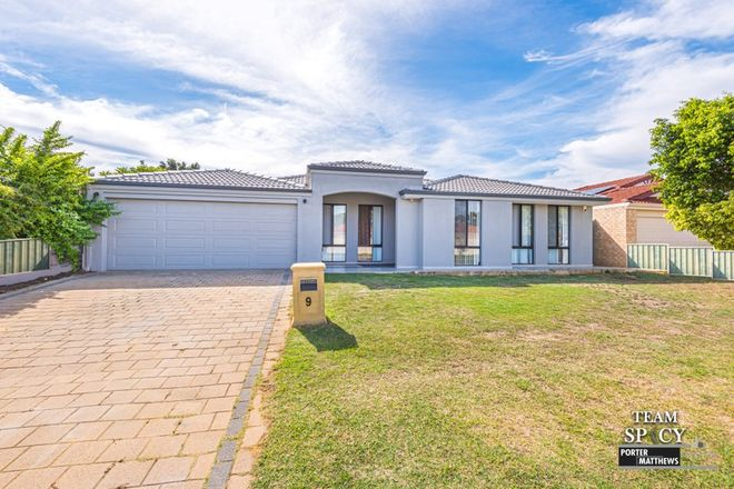 Picture of 9 Phar Lap Road, WATTLE GROVE WA 6107