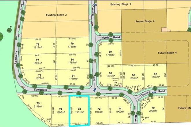Picture of Lot/73 Lomandra Drive, KIALLA VIC 3631