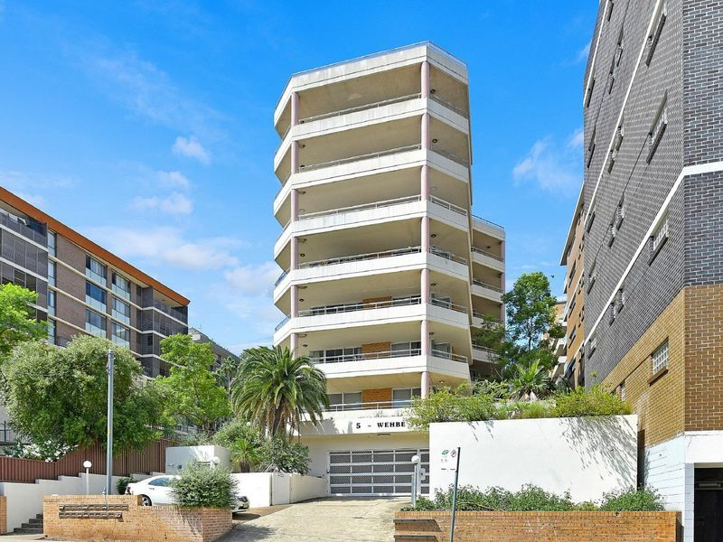12/5-7 Campbell Street, Parramatta NSW 2150, Image 0
