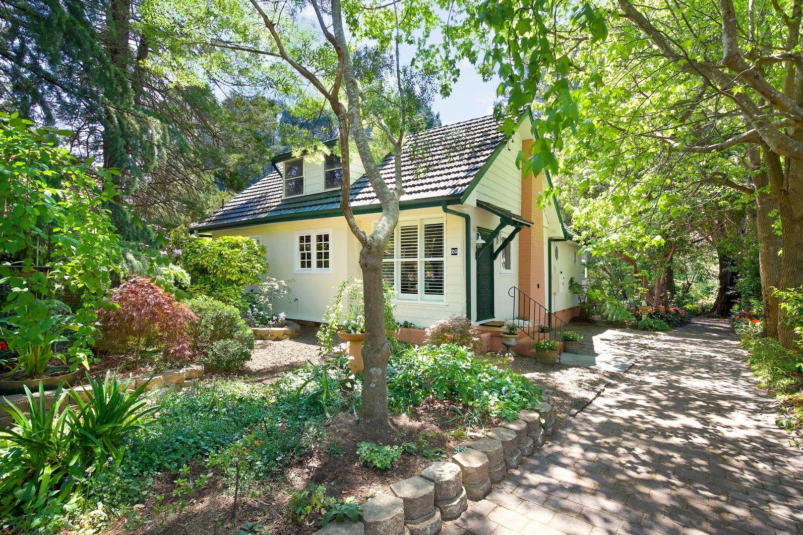 26 Scott Avenue, Leura NSW 2780, Image 0