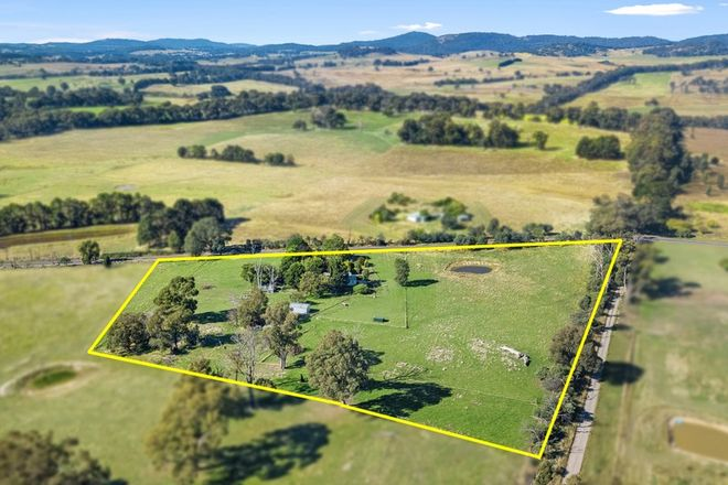 Picture of 1491 Merton Stathbogie Road, STRATHBOGIE VIC 3666