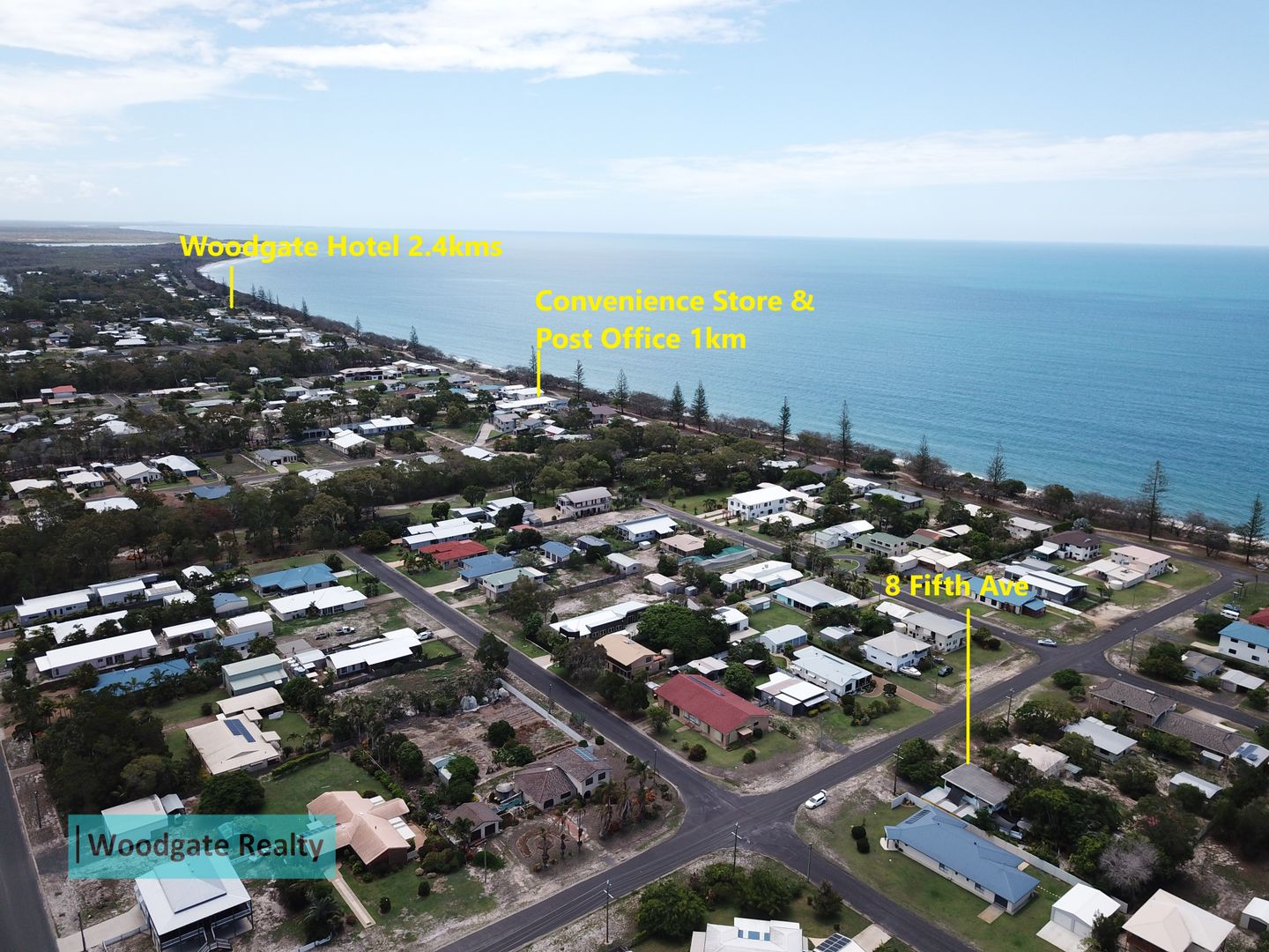 8 Fifth Ave, Woodgate QLD 4660, Image 0