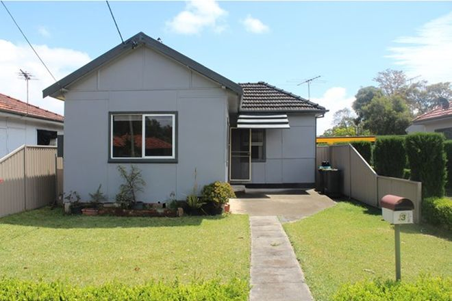 Picture of 3 Fowler Road, MERRYLANDS NSW 2160