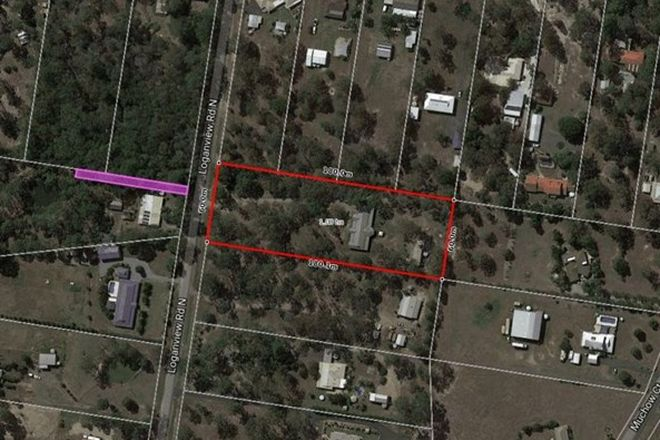 Picture of 323-327 Loganview Road North, LOGAN RESERVE QLD 4133