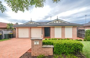Picture of 5 Elm Street, Acacia Gardens NSW 2763