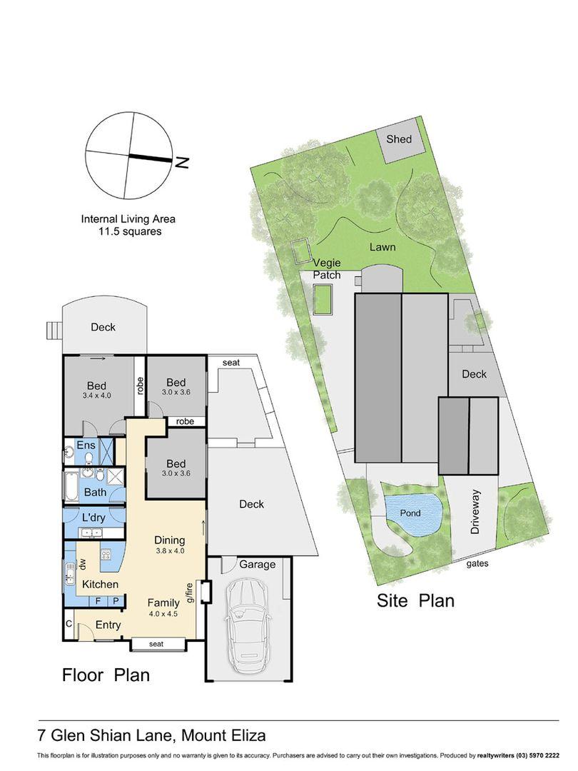 7 Glen Shian Lane, Mount Eliza VIC 3930, Image 1