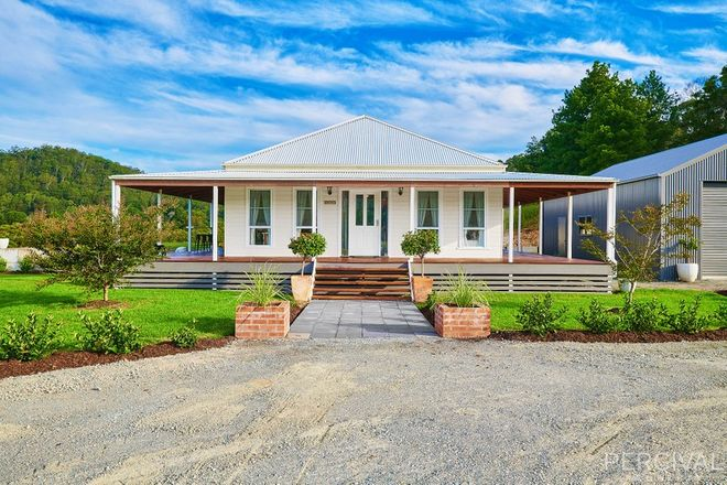 Picture of 813 Hannam Vale Road, STEWARTS RIVER NSW 2443