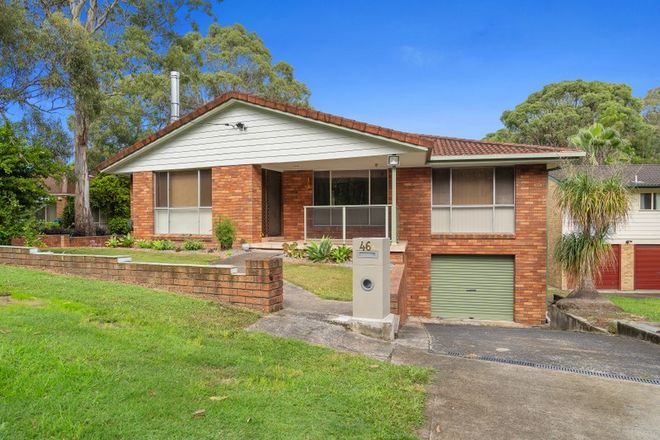 Picture of 46a Bulgonia Road, BRIGHTWATERS NSW 2264