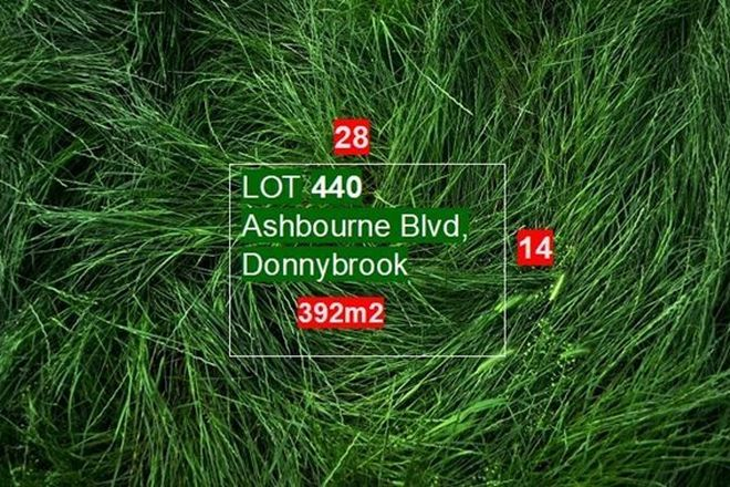Picture of LOT/440 Ashbourne Boulevard, DONNYBROOK VIC 3064