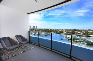 Picture of 1806 'Waterpoint' 5 Harbour Side Court, Biggera Waters QLD 4216