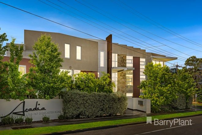 Picture of 14/765 Doncaster Road, DONCASTER VIC 3108