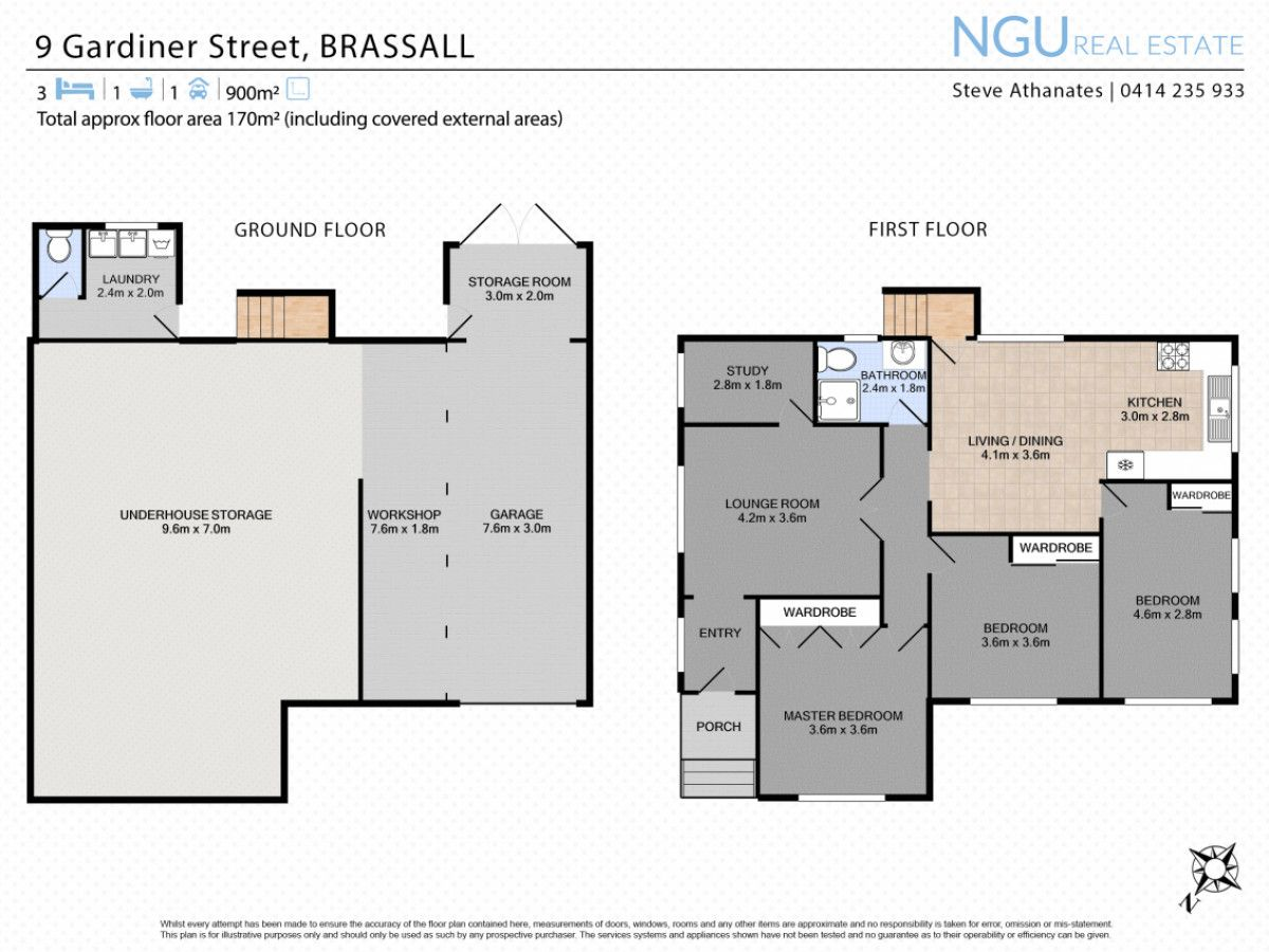 9 Gardiner Street, Brassall QLD 4305, Image 1