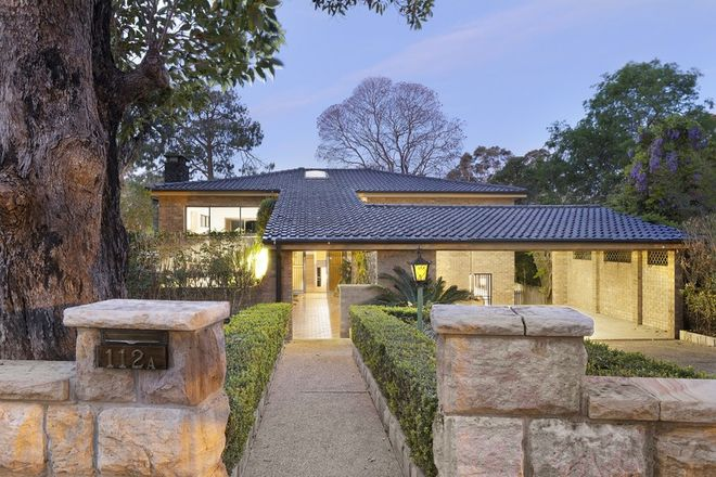 Picture of 112A Sutherland Road, BEECROFT NSW 2119