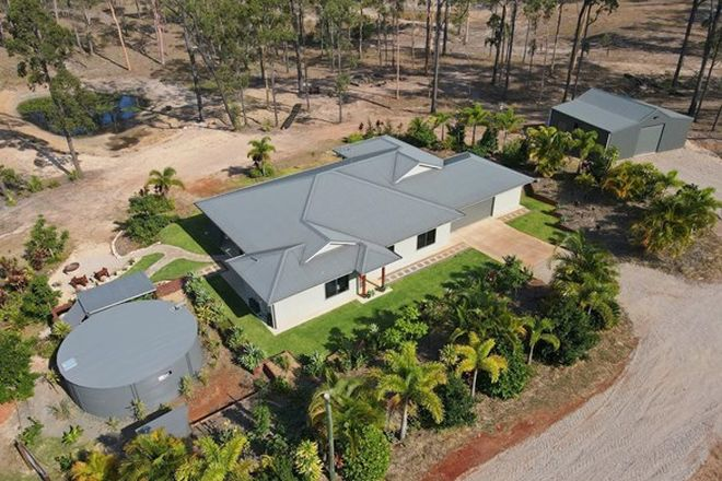 Picture of 191 Chappell Hills Road, SOUTH ISIS QLD 4660