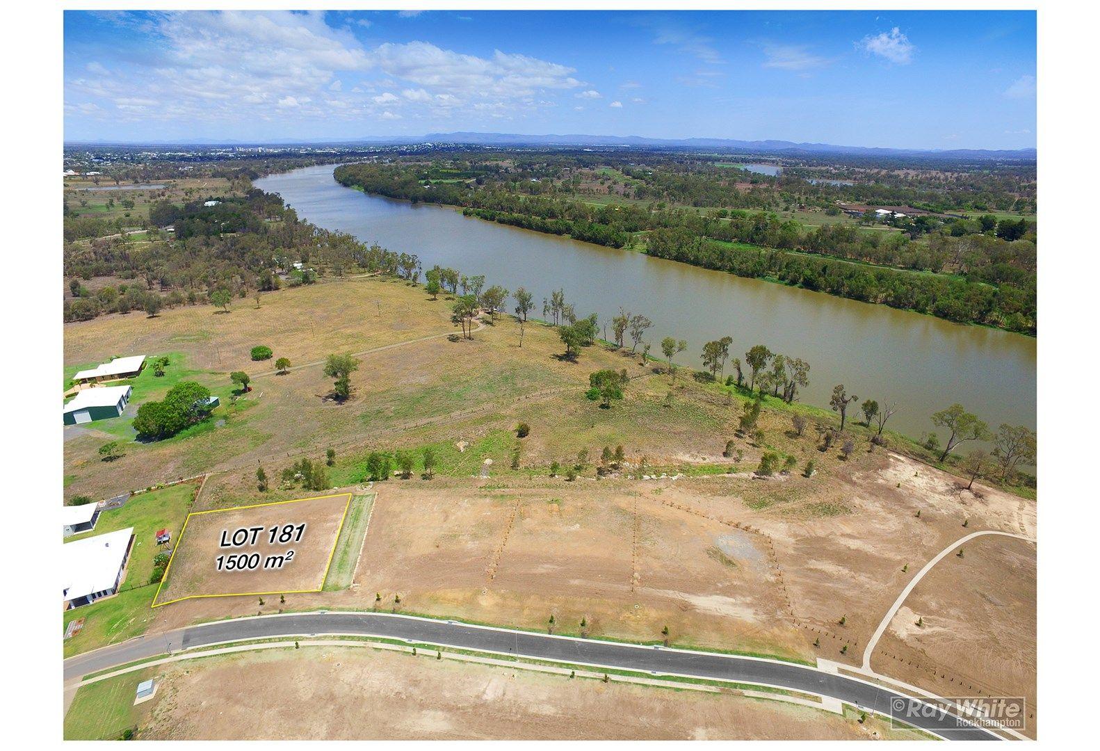 Lot 181 Riverside Drive, Parkhurst QLD 4702, Image 0
