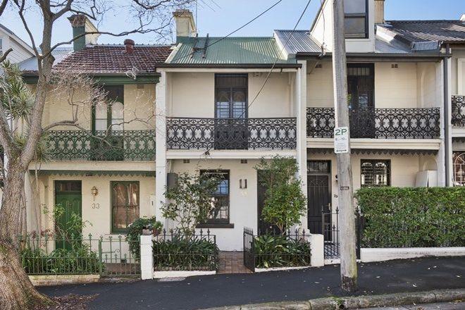 Picture of 31 Gottenham Street, GLEBE NSW 2037