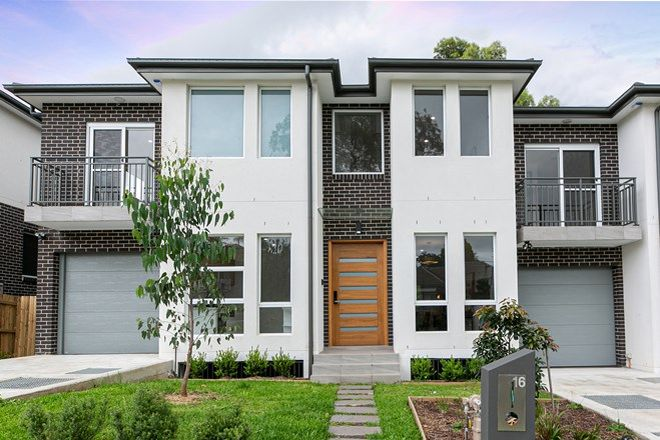 Picture of 16 Bellamy Ave, EASTWOOD NSW 2122