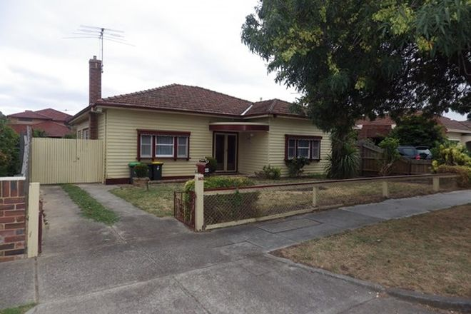 Picture of 163 Melville Road, PASCOE VALE SOUTH VIC 3044