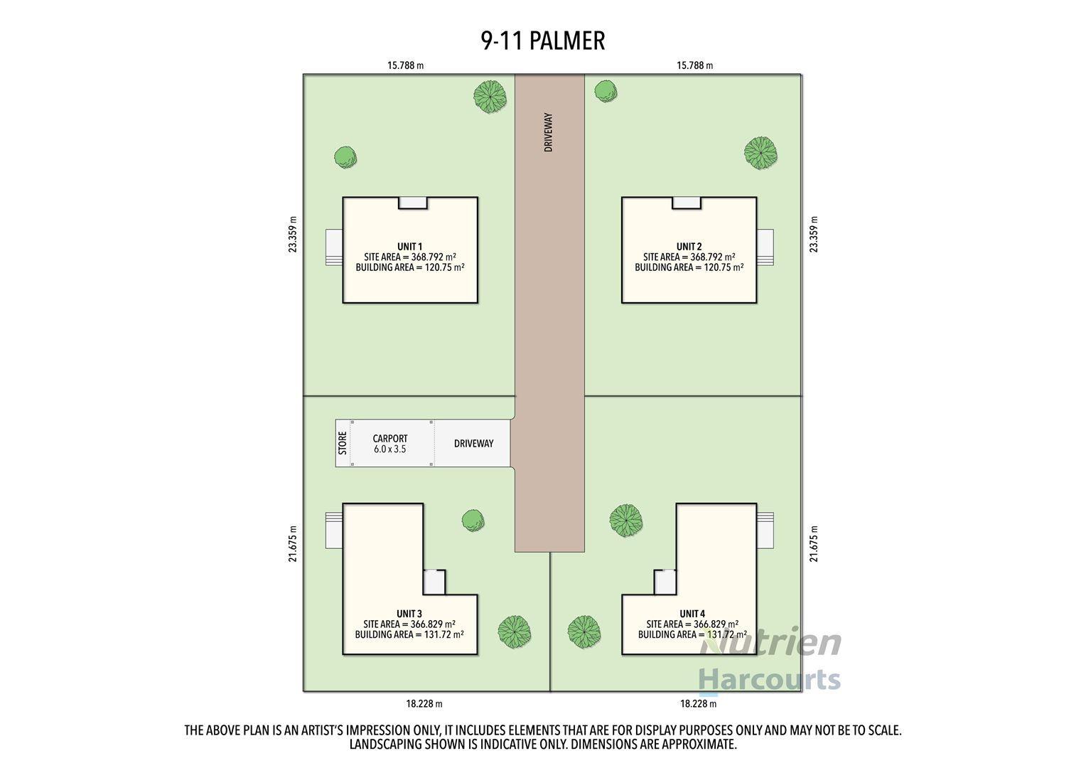 9-11 Palmer Avenue, Euroa VIC 3666, Image 1