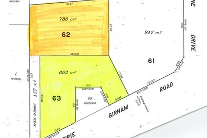 Picture of Lot 62 - 29 Gowrie-Birnam Road, GOWRIE JUNCTION QLD 4352