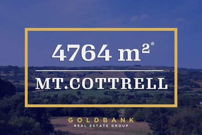 Picture of MOUNT COTTRELL VIC 3024