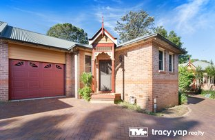 Picture of 2/13 Third Avenue, Eastwood NSW 2122